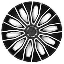 ARGO колпаки на штампованные диски АРГО ВОЛТЕК ПРО ЧЕРНО-БЕЛЫЙ R14