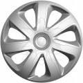 """ARGO колпаки на штампованные диски АРГО Ливорно Livorno Carbon Silver 13"""" R13"""
