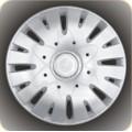 Колпаки колёсные SKS / SJS 108 R13
