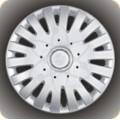 Колпаки колёсные SKS / SJS 306 R15