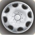 Колпаки колёсные SKS / SJS 307 R15 Teorin Теорин