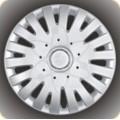 Колпаки колёсные SKS / SJS 403 R16
