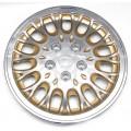 Колпаки колёсные SAAS R14 хром и золото (80-164C/GO) 17-053-054-0010