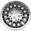 Колпаки колёсные SAAS R14 хром с черным металликом (80-164C/G) 17-053-054-0010