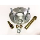 Колёсные проставки STARLEKS Переходные (20мм) 20SP4108/5108-65.1/58.6(STUD12x1.5) Step Silver