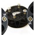 Колёсные проставки STARLEKS (70мм) 70sp498-58,6(STUD12x1,25) с выступом VAZ 4x98