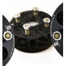 Колёсные проставки STARLEKS (80мм) 80sp498-58,6(STUD12x1,25) с выступом VAZ 4x98