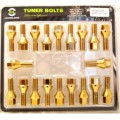 Золотые болты Starleks 12-1.5 kk175110/GD (C17A28 G-Cr)