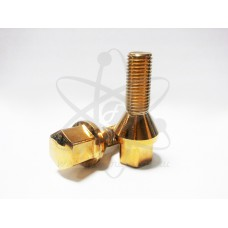 Золотые болты Starleks 12-1.25 KK172110/GD