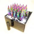Хамелеон радужные гайки пики пули Starleks высокие KK911945sd/RB (12-1.5)