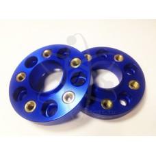 Синие проставки STARLEKS BMW (30мм) 30sp5120FUT-72.5 (72.6)